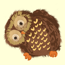 illustration of an owl by Hannah Foley. All rights reserved (www.owlingabout.co.uk)