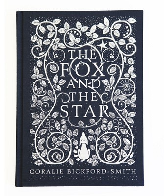 Front cover of The Fox and the Star by Coralie Bickford-Smith.