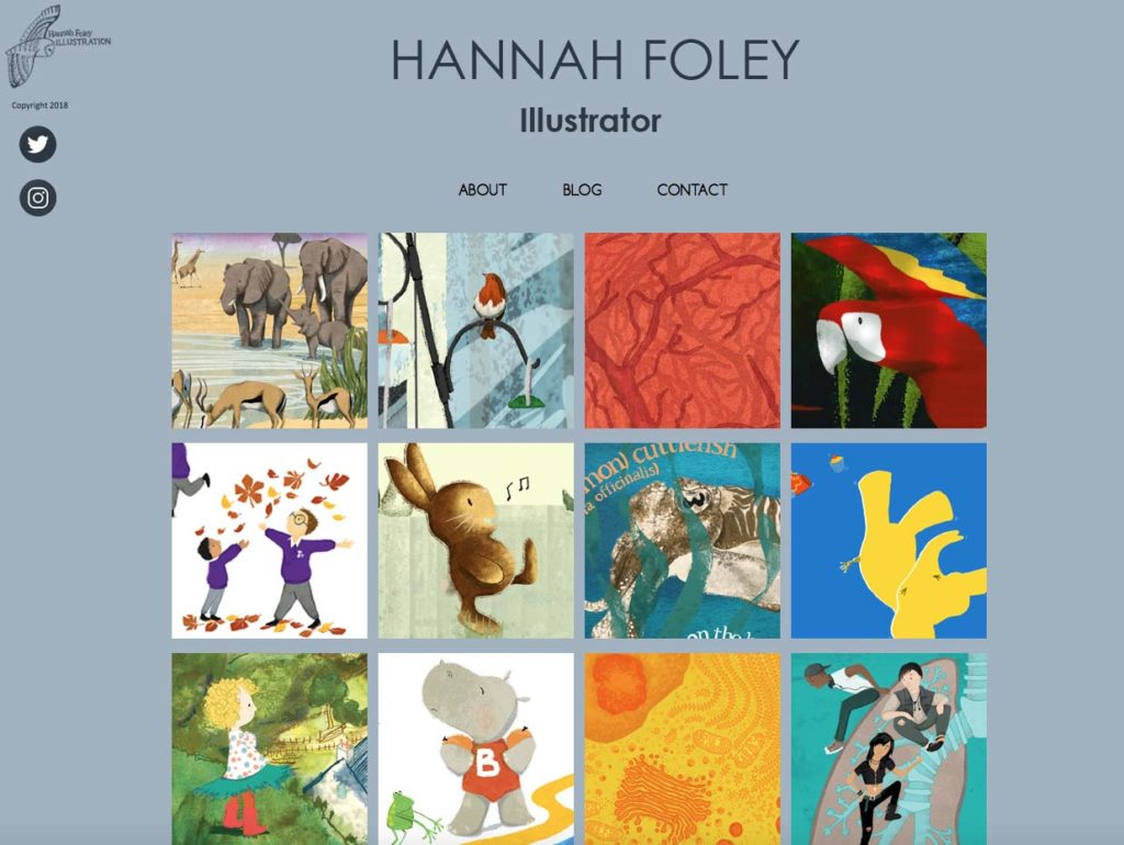 Hannah Foley, illustration, illustrator, children, education, science, natural history