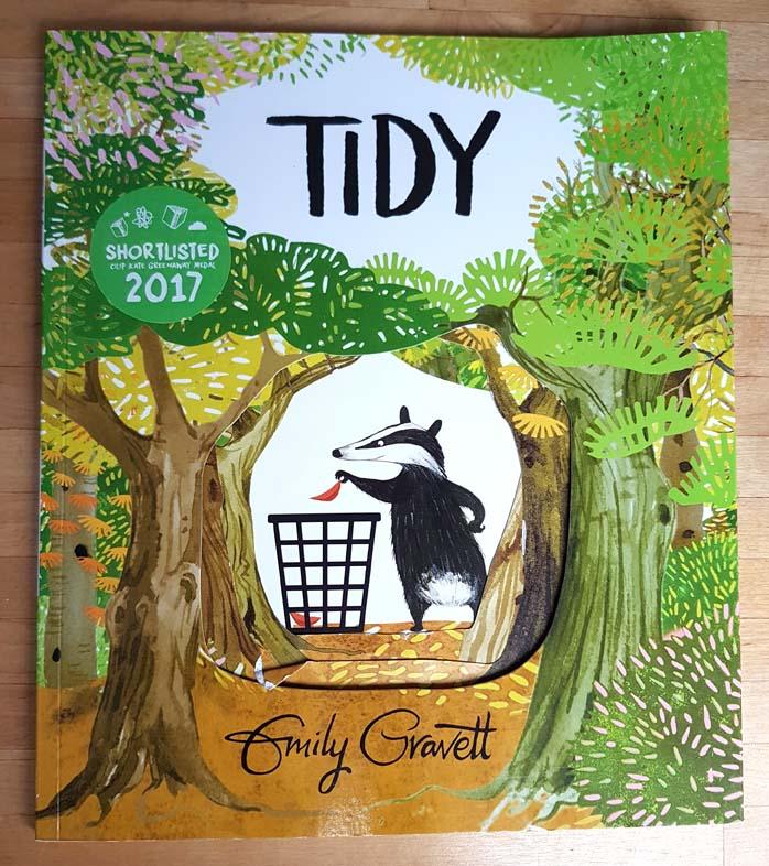 Tidy by Emily Gravett